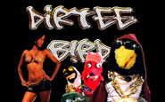 "A shot from ""Dirtee Bird"" a film by a production company making viral video content."
